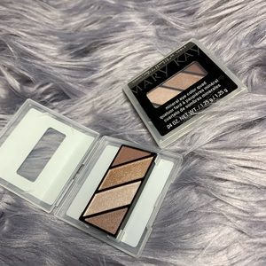 Mary Kay Sandstorm mineral eye shadow color quad